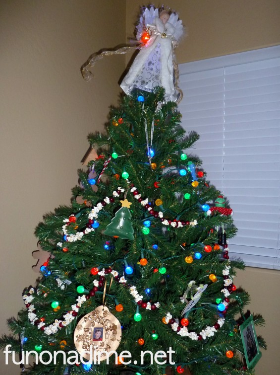 Easy Christmas Tree Decorating Ideas