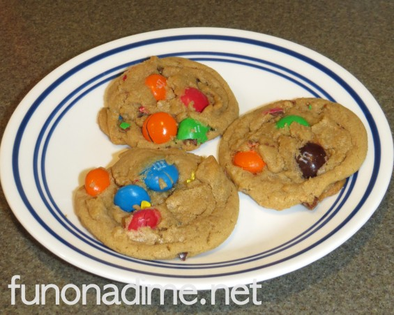 M&M cookie recipe #shop