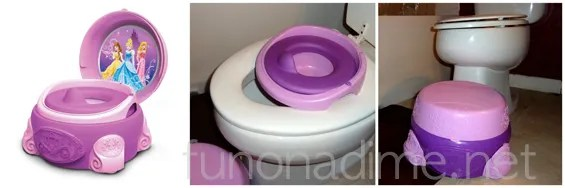 2014-02-25Potty Chair Review - The First Years - Princess