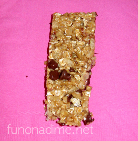 Yummy Homemade Granola Bar Recipe