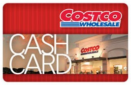 Costco Cash Card Giveaway