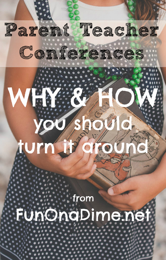 Parent Teacher Conferences: Why and How You Should Turn It Around