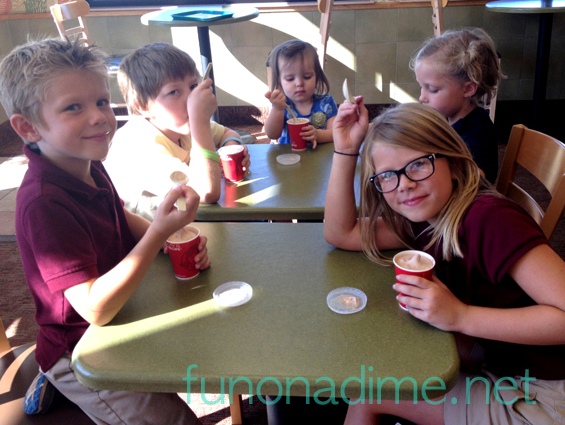 The Dave Thomas Foundation for Adoption  Frostys for Families- after school treat ideas