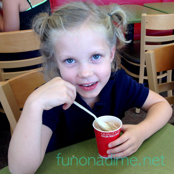 The Dave Thomas Foundation for Adoption  Frostys for Families- Mom and me dates