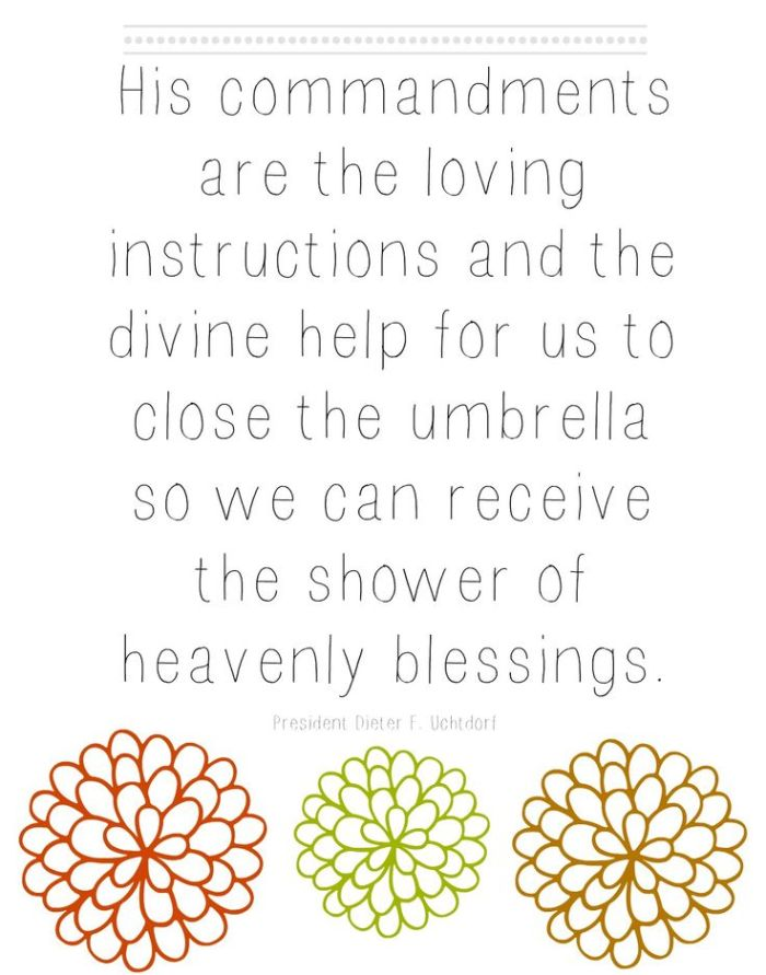 General Women's Conference Fall 2014 Quotes