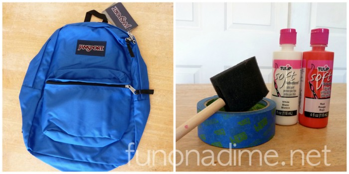 personalized backpack supplies neededsuperhero backpack tutorial - creative backpack
