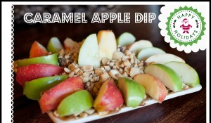Carmamel Apple Dip Recipe Funonadime