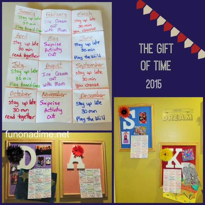 the gift of time 2015