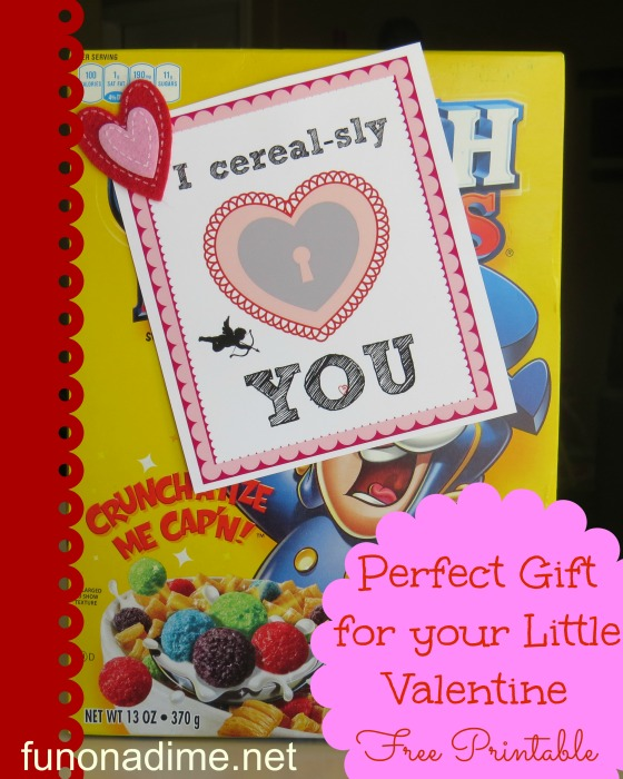 Perfect kid valentine gift