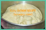 Dough Recipe {so many uses}