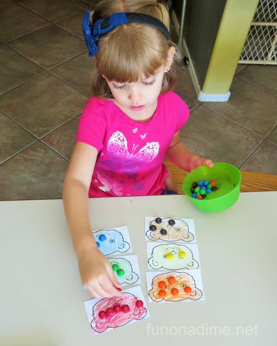 math preschool at home