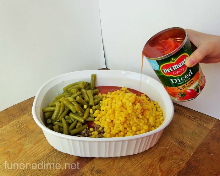 diced tomatoes del monte