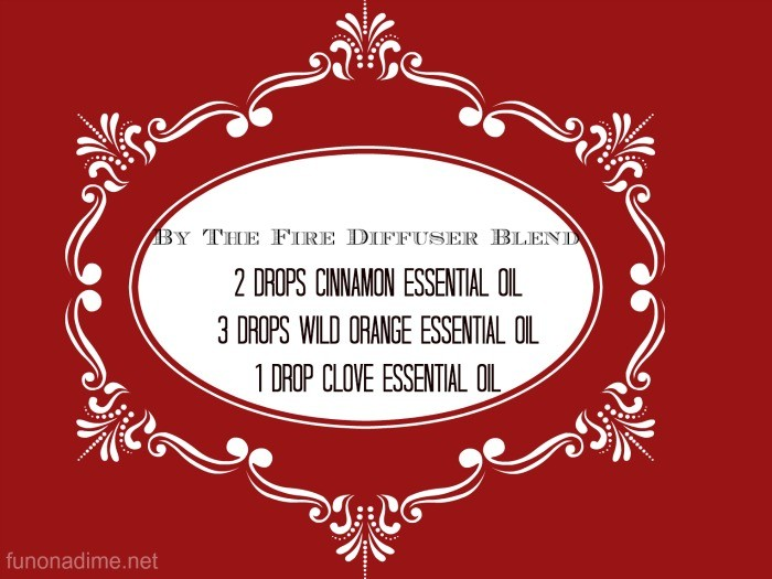 by the fire diffuser blend