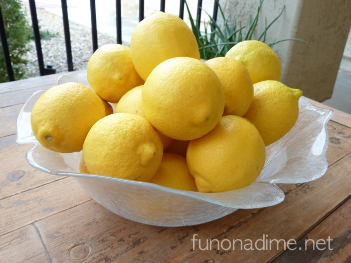 3 Ways to Freeze and Keep Lemons