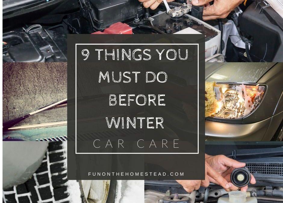 DIY Car Care – You've Got This!