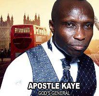 Apostle Ben Kaye Of KGM Church
