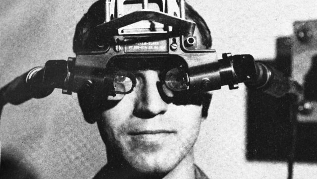 A VR predicted wonderland in the 60s