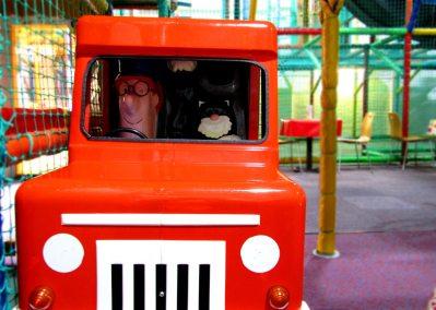 Funsters Burslem Postman Pat Ride