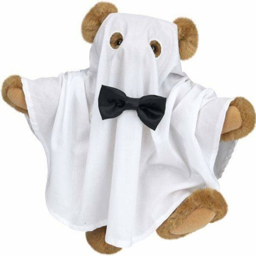 Halloween Ghost Bear