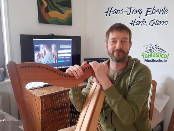 Harfe geht auch digital