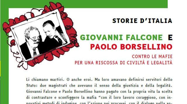 Falcone e Borsellino cap 12