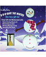 Earthly body brave the winter skin care kit - lip balm, candle, skin btter & miracle oil guavalava