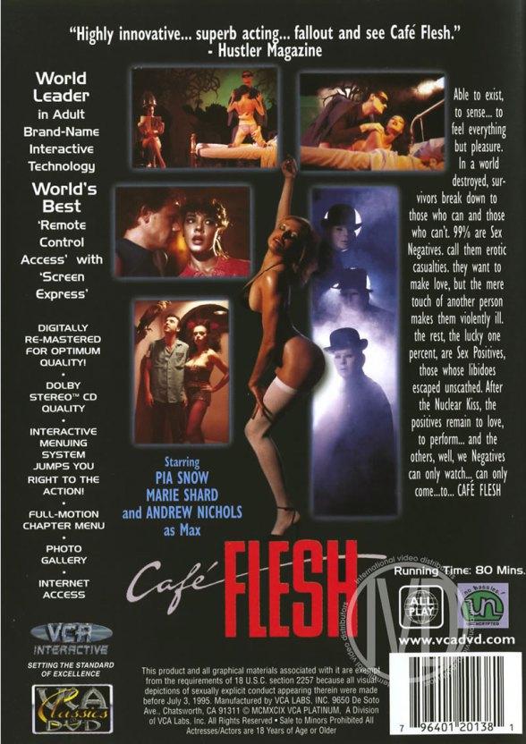 Cafe Flesh#1