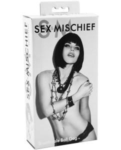 Sex & Mischief Breathable Ball Gag