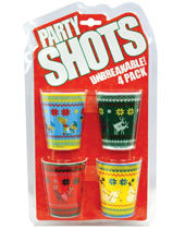 Party Shots Holiday Positions