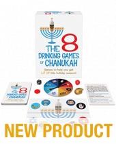 8 Games of Hanukkah