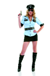 Officer Goodbody Halloween Costume