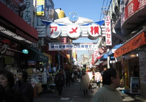 Ameyoko_Ueno_Tokyo_Japan
