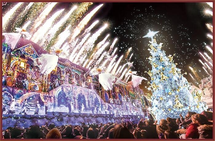 【冬季活動】環球奇幻聖誕