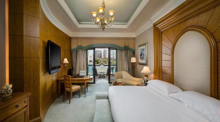 阿布達比酋長皇宫飯店