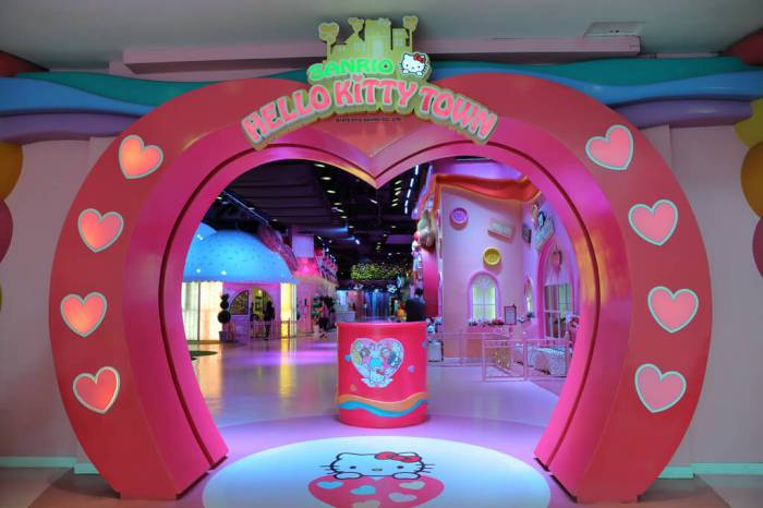 Hello Kitty Town / The Little Big Club