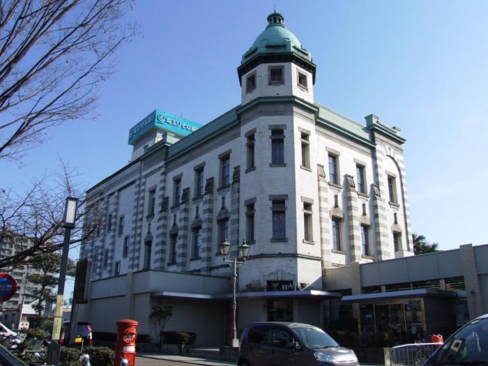 Saitama_Risona_Bank_Kawagoe_Branch