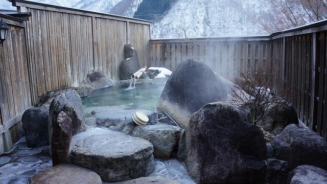 奧飛騨溫泉