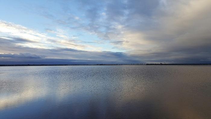 墨爾本鹽湖(Lake Tyrrell)