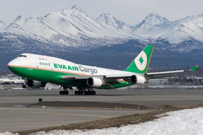 Rotating off Runway 34, Anchorage