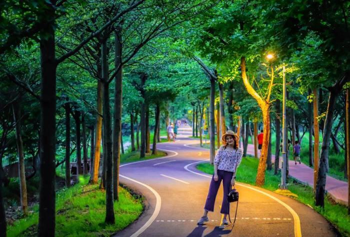台中潭雅神綠園道