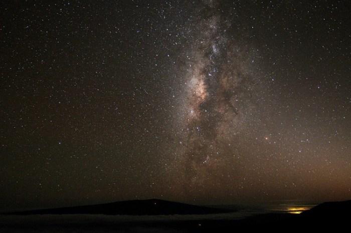 茂納凱亞山觀星站