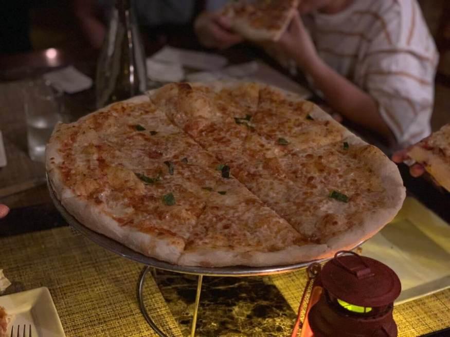 帛琉pizza