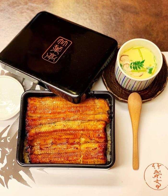 東京鰻魚老店 竹葉亭