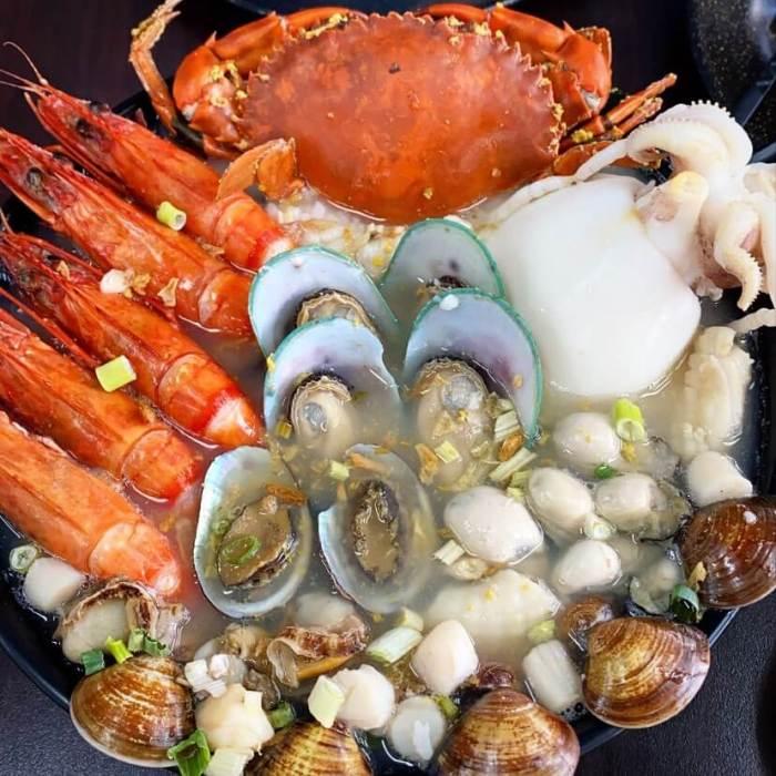 粥狂創意海鮮粥品