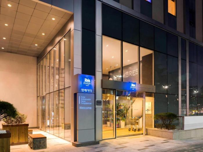 宜必思快捷酒店(ibis budget HOTELS)