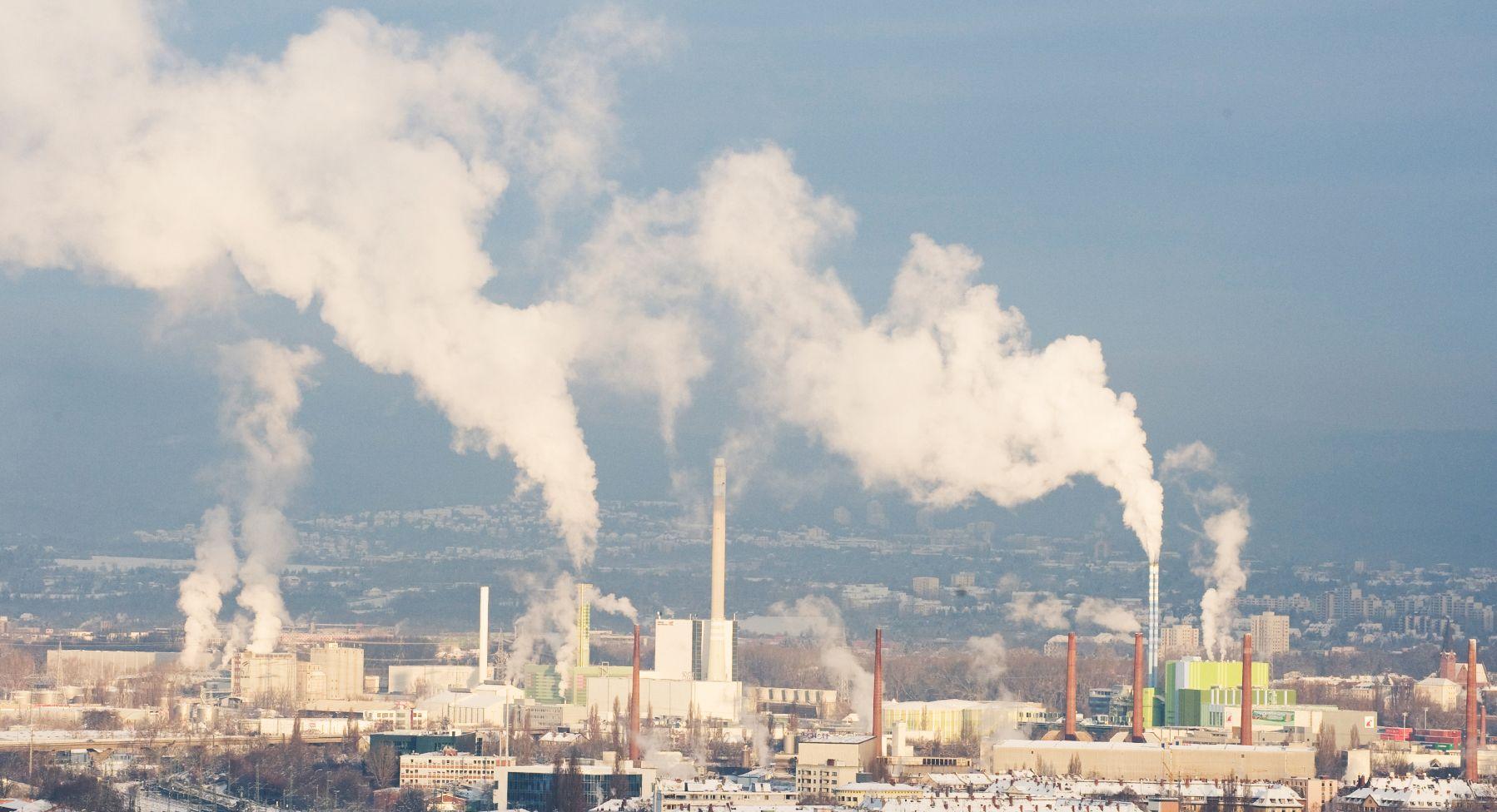 Organização Meteorológica Mundial Alerta Para Níveis Recordes De Gases De Efeito Estufa Na Atmosfera