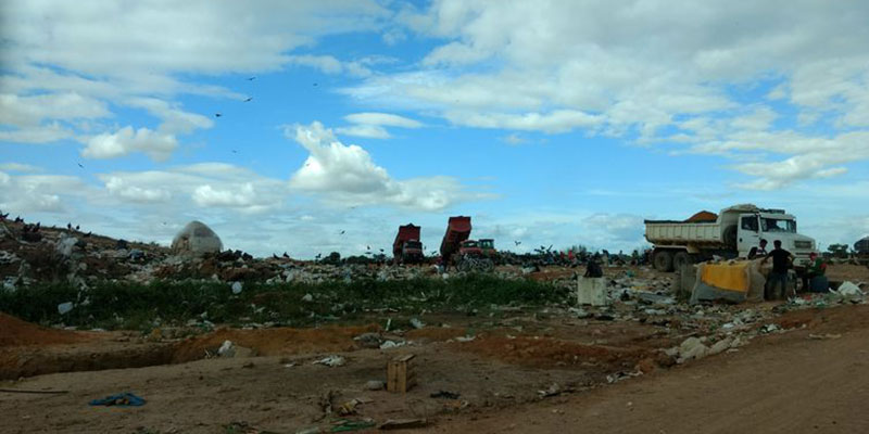 18% De Todos Os Resíduos Produzidos No País Ainda São Depositados Em Lixões, Sem Nenhum Tipo De Cuidado