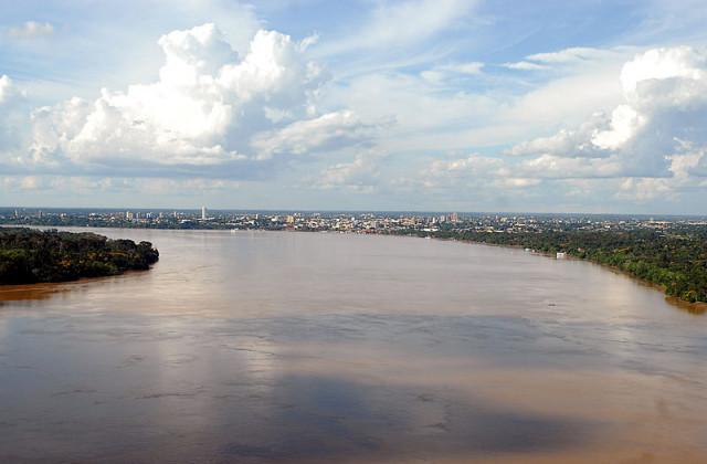 Oceano Subterrâneo Na Amazônia