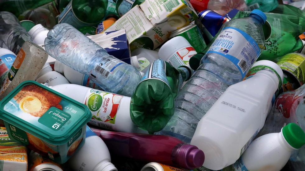 A França Proibirá A Comercialização De Alguns Tipos De Plásticos De Uso único a Partir De 1 De Janeiro De 2020