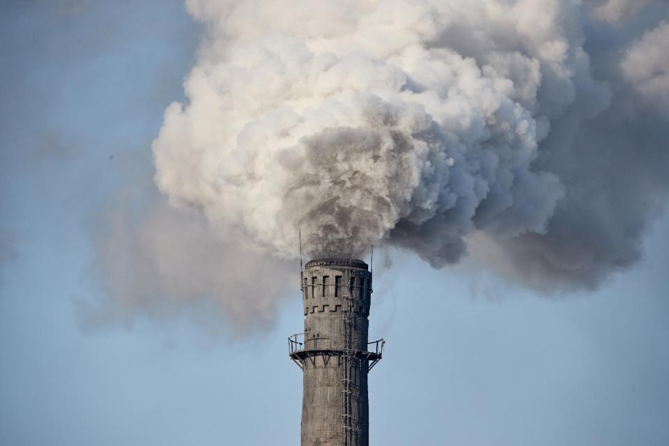 Níveis De Dióxido De Carbono Atingem 417ppm, O Mais Alto Da História Da Humanidade